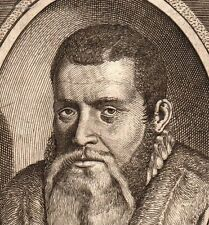 Portrait XVIIe Corneille Cornelius de Coninck Leiden Leyde Holland Netherlands