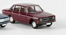 Brekina 29415 - 1/87 Volvo 144 Limousine - Weinrot-Metallic - Neu