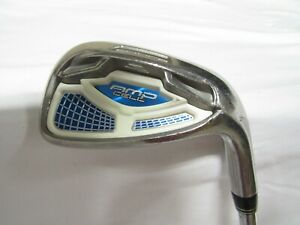 Used RH Cobra Amp Cell Single Gap Wedge G - Dynamic Gold X100 Steel X-Stiff Flex