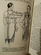 Tailor and Cutter book , Modern Outfitter, Tailor and Clothier Reprint Hardback