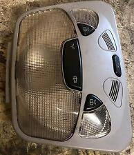 2002 CL203 C220 CDI COUPE MERCEDES BENZ INTERIOR ROOF READING LIGHT 2038202301