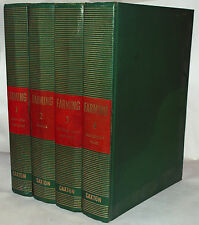 Farming by A.N. Duckham Complete in 4 Volumes (Hardback, 1963)