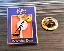 MERCEDES pin TENNIS Parigi Open 1998 smalto di alta qualità da Bertrand 20x27mm