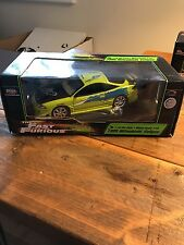 Rare 1995 Mitsubishi Eclipse Fast And Furious 1:18 Scale Diecast Racing Champion