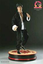 """SIDESHOW PREMIUM FORMAT BRUCE LEE STATUE 19"""" NEW SHIPPER SEALED LOW #'S KUNG FU"""