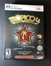 Tropico 4 [ GOLD Edition ] (PC / DVD) NEW