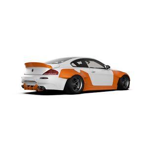 "BMW 6er. (M6/E63/E64) ""2005-2010 Rear Spoiler Duck Tail."
