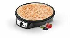 Crepesmaker 28 cm crepe-dispositivo crepespfanne wrapmaker pancakes 1050 vatios nuevo