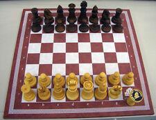 scacchi e scacchiera NIGRI made in Italy