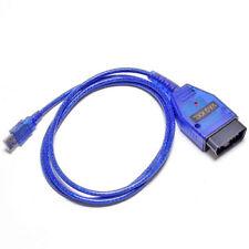 OBD 2 OBDII Diagnosegerät Kabel USB VAG KKL für VW Audi Seat Skoda