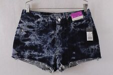 Mossimo Denim Woman's High Rise Short Short Size 6