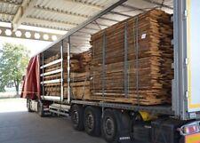 Waney edge Oak Boards 52mm Kiln Dried Oak Timber - 10ft3 inc vat FREE DELIVERY