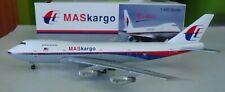 Aeroclassics - Big Bird 1:400 Malaysia MASkargo 747-200F #9M-MHJ