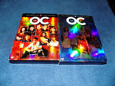 MINT DISCS 2x lot DVD The O.C. Complete First & second Season 1 2