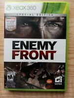 Enemy Front -- Limited Edition (Microsoft Xbox 360, 2014)