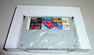 4 x super nintendo snes game cardboard box insert inlay tray reproduction