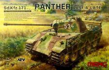 Meng TS-035 German Medium Tank Sd.Kfz.171 Panther Ausf. A Late 1/35