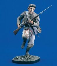 "Verlinden 120mm (1/16) ""Charge!"" Confederate Infantry Attacking Civil War 1757"