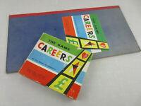 Vintage 1930-1940's CAREERS Board Game JOHN SANDS Australia English Pound RARE
