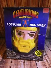 NEW/UNUSED BEN COOPER CENTURIONS JAKE ROCKWELL HALLOWEEN COSTUME 1986 RUBY SPEAR
