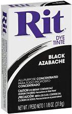 Rit Dye Powdered Fabric Dye, Black