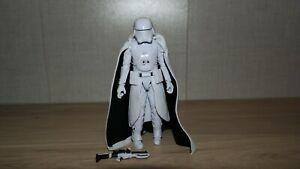"Star Wars The Black Series 6"" First Order Elite Snowtrooper Hasbro Figure"