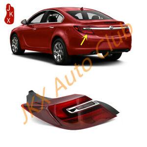 Left Driver Outside Tail Light Rear Lamp Assembly For Buick Regal 2014 - 2017