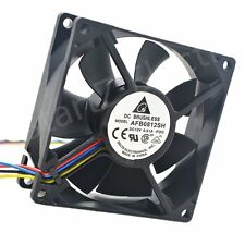 new Delta AFB0812SH  80mm 8025 12V 0.51A  DC Brushless Cooling Fan 80x80x25mm