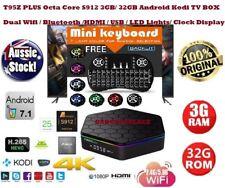 AU Stock Latest Kodi T95Z Plus TV Box 3/32GB with 7 color backlit Mini Keyboard