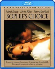 Sophie's Choice (Collector's Edition) [New Blu-ray] 2 Pack, Widescreen