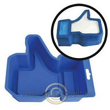 Thumbs Up Cake Mold Baking Silicone Pan Shape Bake Cakes Birthday Party Oven