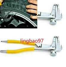 Car Wheel Tire Repair Pliers Balancer Weight Remover Plier Hammer Tool Clip