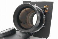 Exc++ Fuji Fujinon W 250mm f/6.3 f 6.3 Lens w/Copal 0 Wista Board *496526