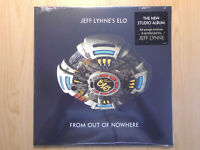 JEFF LYNNE'S ELO LP: FROM OUT OF NOWHERE (2019, NEU;180 GRAM)