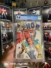 THOR #337 Marvel CGC 9.8 NM/MT (1983) 1st App BETA RAY BILL, NEWSSTAND ED.