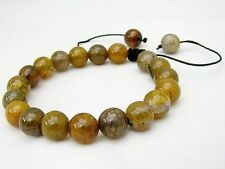 Agate Not Applicable Stone Costume Bracelets