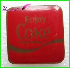 Pin's pins Badge Coca Cola ENJOY COKE  #H3