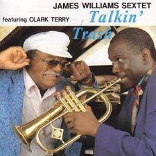 James Williams - Talkin' Trash / Feat. CLARK TERRY - CD 1994