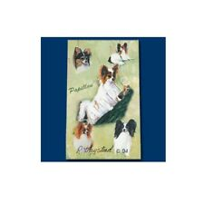 Roller Ink Pen Dog Breed Ruth Maystead Fine Line - Papillon
