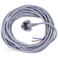10m Vacuum Cleaner Cable Flex Hoover Flexible Power Lead & Plug Fits Dyson Dc14