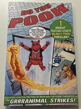 Do You Pooh ASM Amazing Spiderman #1 Cover Swipe Homage One Shot Limited Edition