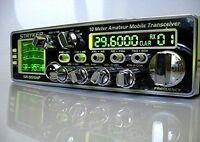 Stryker SR-955HPC 10 Meter Amateur Radio -- a CB it aint