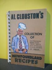 Al Clouston's Collection of Old Fashioned...Newfoundland Recipes