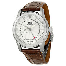 Oris Artelier Automatic Small Second Pointer Date Stainless Steel Mens Watch 01