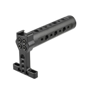 """CAMVATE Top Handle Cheese 1/4""""-20 Mount Cold Hot Shoe for Camera Cage"""