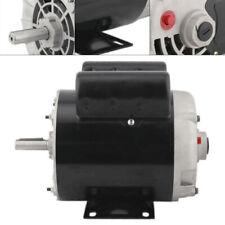 Heavy Duty Single Phase Electric Air Compressor Motor R 3450rpm 56 Frame 2hp Usa