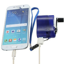 USB Universal Charger Travel Emergency Hand Cranking Dynamo for cell phone MP3