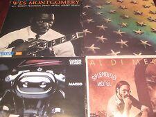 GABOR SZABO WES MONTGOMERY AL DI MEOLA JIMMY PONDER GUITAR JAZZ LIMITED 5 LP SET