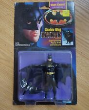 Batman Dark Knight Collection Shadow Wing Batman Action Fig Sealed Kenner 1990
