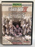 The Truth IV Calling All Coyotes Hunting DVD with Randy Anderson, PRIMOS, 4